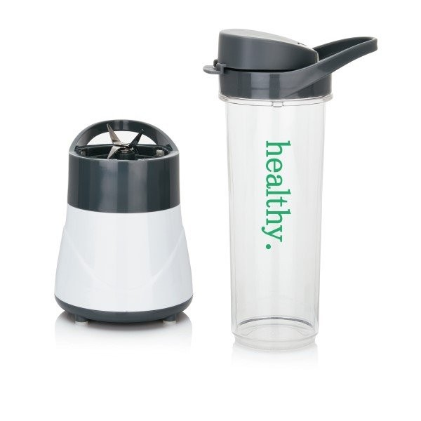 Smoothie 2 Go mini blender 300W, wit/grijs, View 21