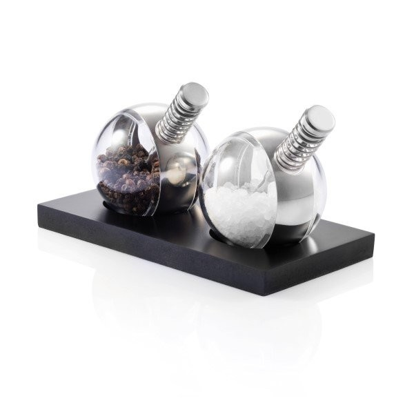 Planet peper & zout set, zwart, View 9