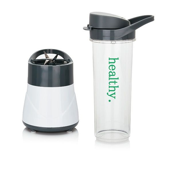 Smoothie 2 Go mini blender 300W, wit/grijs, View 4
