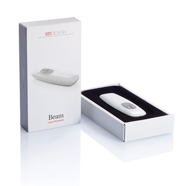 Beam laser presenter, wit, View 5