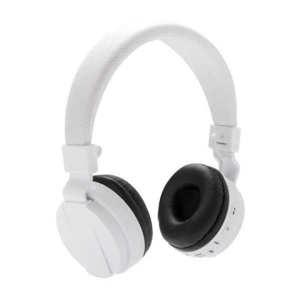 Opvouwbare bluetooth hoofdtelefoon