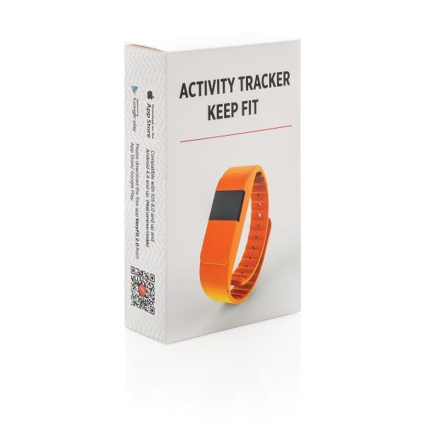 Activity-Tracker Keep Fit, View 2