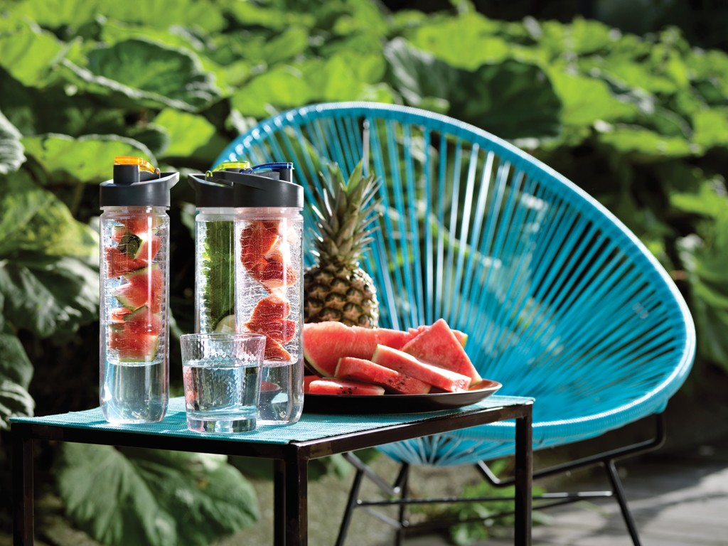 Waterfles met infuser, View 6