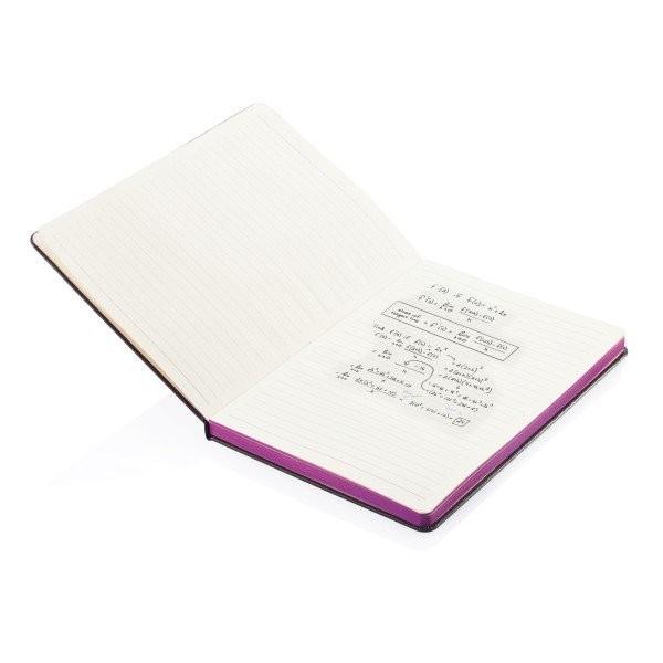 A5 notitieboek met gekleurde zijde, View 5