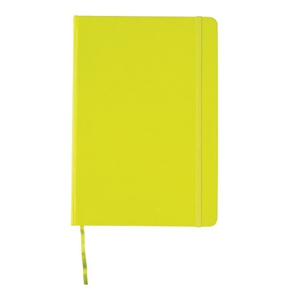 A5 Basic hardcover notitieboek, View 3