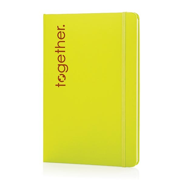 A5 Basic hardcover notitieboek, View 5