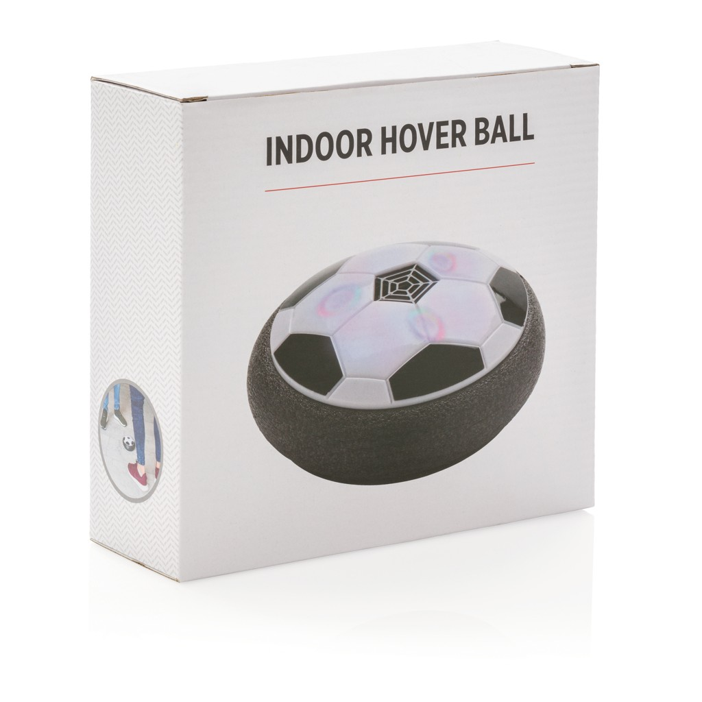 Indoor hover ball, zwart, View 2
