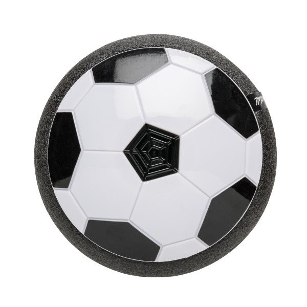 Indoor hover ball, zwart