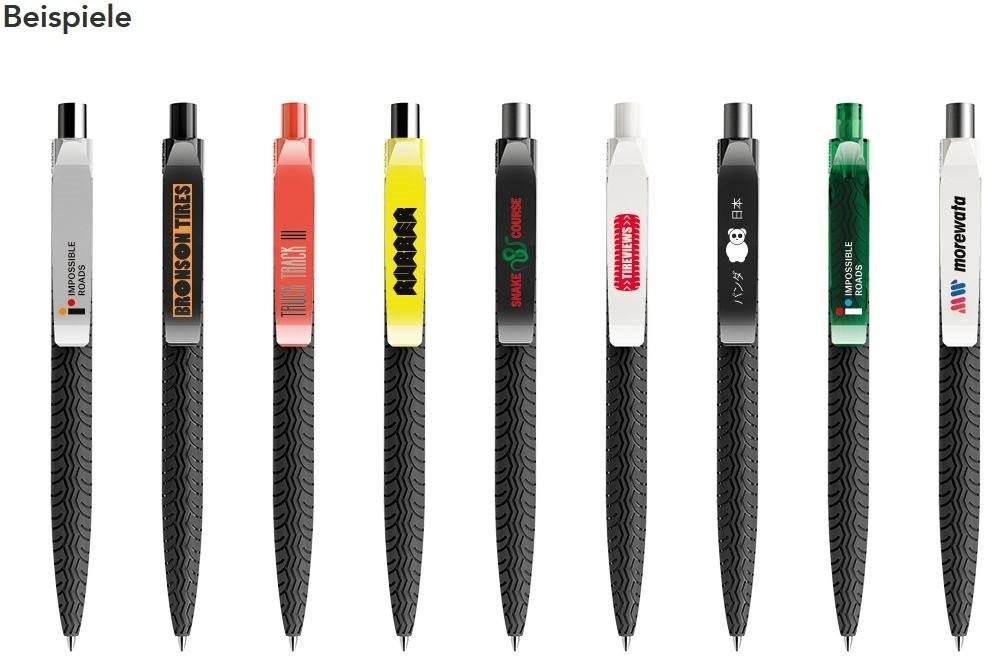 prodir QS03 Soft Touch PRT Push pen
