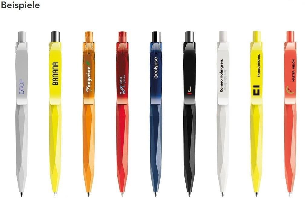 prodir QS20 Soft Touch PRP Push pen