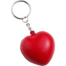 Anti-stress hart - rood