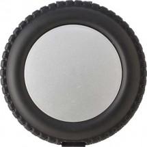 Gereedschapset, 25-delig 'Wheel' - zwart / zilver