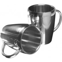 Thermosset 'Howard' - zilver