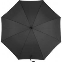 Automatische paraplu met acht panelen - zwart