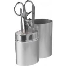 Manicureset - zilver
