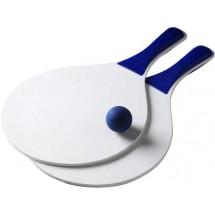 Strand tennisset 'Bravo' - blauw