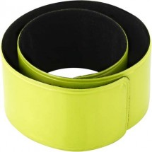 Krinkel armband - geel