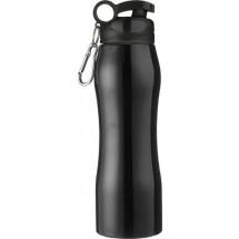 Drinkfles, 750 ml 'Melbourne' - zwart