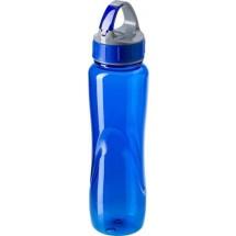 Tritan drinkfles 'Dynamik' - blauw