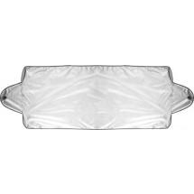 Vorstbescherming voor auto 'Ice' - zilver
