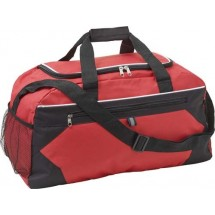 Polyester (600D) sport/reistas - rood