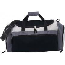 Polyester sporttas (600D) 'Training' - zwart