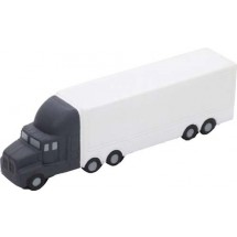 Antistress 'truck' - wit