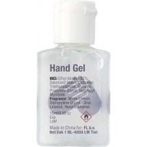 Handgel - transparant