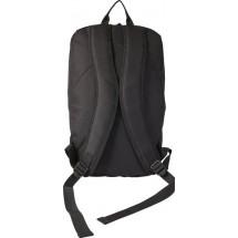 Polyester rugtas (600D) - zwart