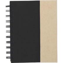 Notitieboekje 'Remember' - zwart