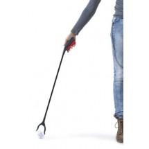 Kunststof grijper (83 cm) - zwart