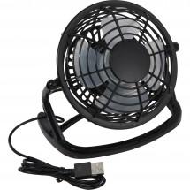 Tafel ventilator Bali - zwart