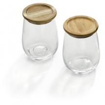 Tapas glazenset - Transparant