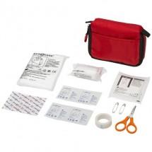 19 delige EHBO kit Rood