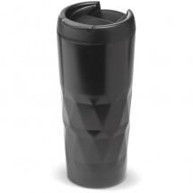 Thermosbeker Diamant 450ml - Zwart