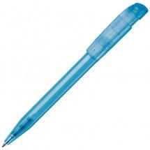Balpen S45 Transparant - Transparant Licht Blauw