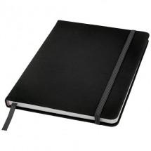 Spectrum A5 Notizbuch - blank - schwarz