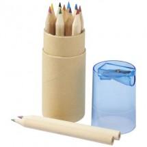 12 delige potloden set - Naturel