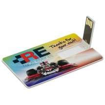 USB flash drive card 4GB - wit
