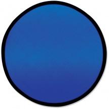 Vouwbare frisbee - blauw