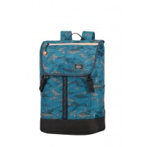 American Tourister Urban Groove Lifestyle Backpack 3 15.6-Camo Cartoon