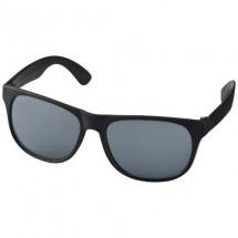 Retro zonnebril - zwart