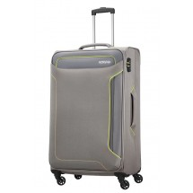 American Tourister Holiday Heat Spinner 79-Metal Grijs
