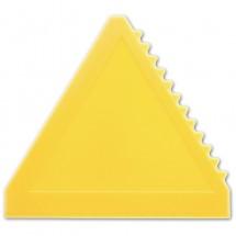 Ijskrabber driehoek - geel