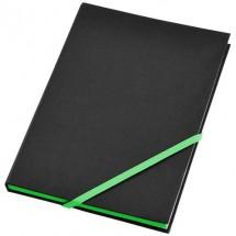 Travers notitieboek - helder groen