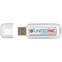 USB flash drive Doming 4GB - wit