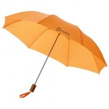 20'' Oho 2 Sectie paraplu - oranje