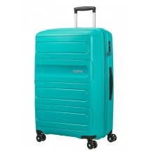 American Tourister Sunside Spinner 77 EXP.-Aero Turquoise