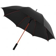 """23"""" Spark automatische storm paraplu - zwart"""