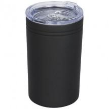 Pika 330 ml vacuum geïsoleerde beker en koeler - Zwart